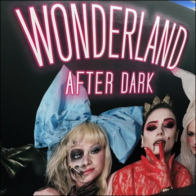 NYX Wonderland-After-Dark Halloween Cosmetics