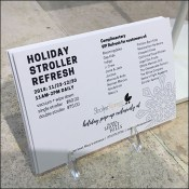 Holliday Baby-Stroller Detailing Service