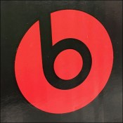 Beats P-O-P Digital Price Tag