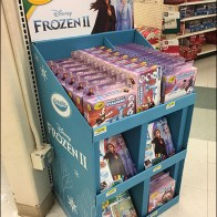 Disney Frozen Model Magic Stacker Display