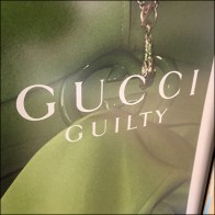 Gucci-Guilty Fragrance Museum Case Tower