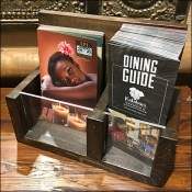 Kalahari Spa-And-Dining-Guide Literature Holder