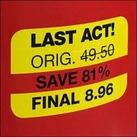 Macys Last-Act Coupon-less Savings