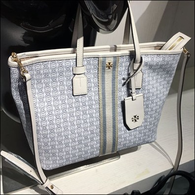 Picasso Purse Model Nordstrom Display Feature