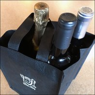Posh-Wine-Carry From Local Grocery