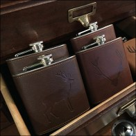 Rustique Hidden Hip-Flask Backstock Drawer