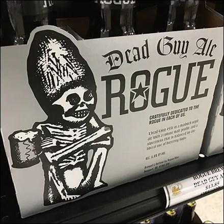 Dead-Guy-Ale Rogue Merchandising