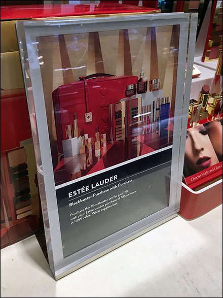 Estee Lauder 31 Beauty Essentials Proposition