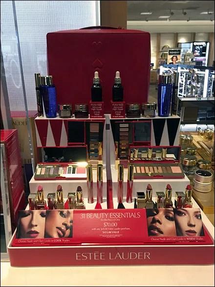 Estee Lauder Beauty Essentials Unpacked