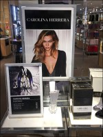 Nordstrom Carolina Herrera GoodGirl Freestanding Display Aux