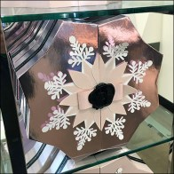 Norstrom Give-Viktor-&-Rolf Snowflake Tower