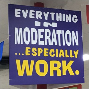 Ollie's Work In Moderation Store Policy