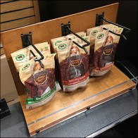 Artisan-Meats Counter-Top Hook Display
