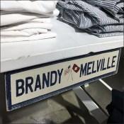 Brandy-Melville Branded Corner Display