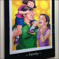Chuck E Cheese Family-Time Lifestyle Poster