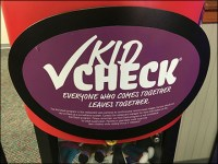 Chuck E Cheese Kid-Check ID Required To Leave