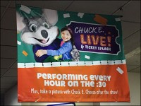 Chuck E Cheese Live Performance Every Hour