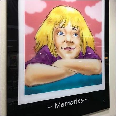 Chuck E Cheese Memories Lifestyle Poster