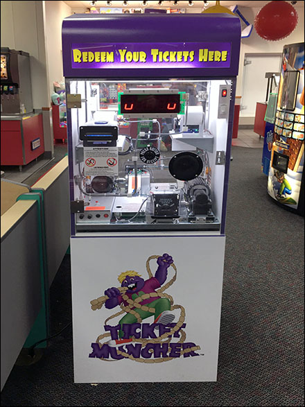 Chuck E Cheese Redeem Tickets Here Muncher