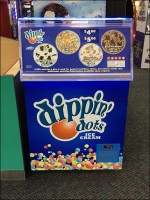 Dipping-Dots Ice-Cream Selections Billboarding
