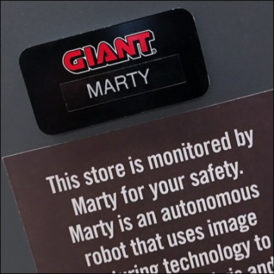 Retail Robot Mission Statement Declaration