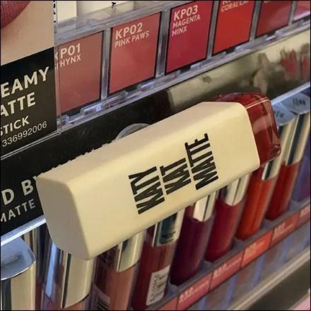 Katy Perry Lipstick Shelf-Edge Hero