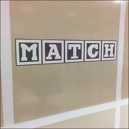 Mix-And-Match Typographic Treatment