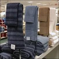 Ralph Lauren Towel Lineup
