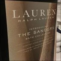 Ralph Lauren Trestle Tables