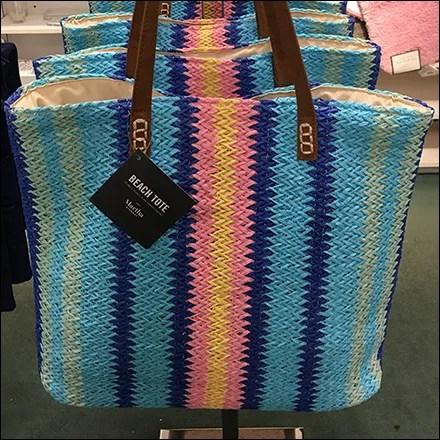 Martha Stewart Beach Carry Branded Tags