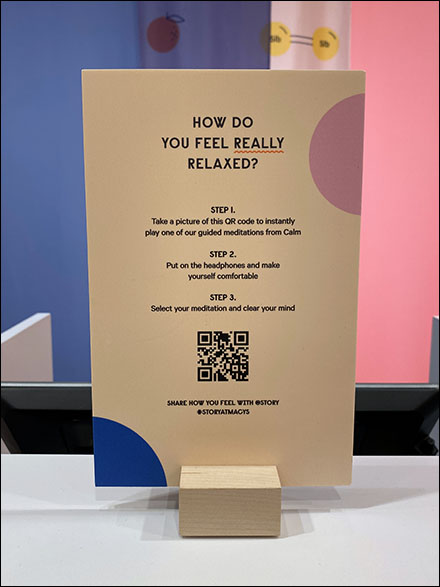 Experiential Feel-Really-Relaxed App QR Code