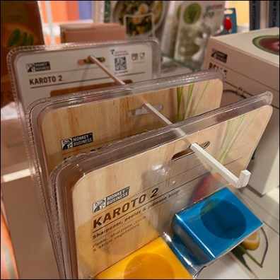 Experiential Karoto Sharpener Table-Stand T-Hook