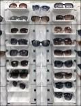 Modular-Stacking Sunglass Merchandiser Display