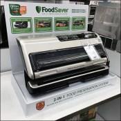 Food-Saver-System Shelf Tray Branding