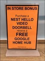 Nest-Plus-Google BOGO In-Store Bonus
