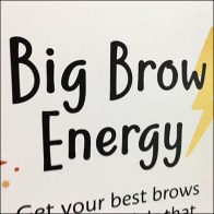 Sephora Big-Brow Eyebrow Makeup Tower