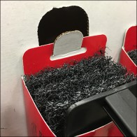 Corrugated-Display Lacks Corrugated Hooks