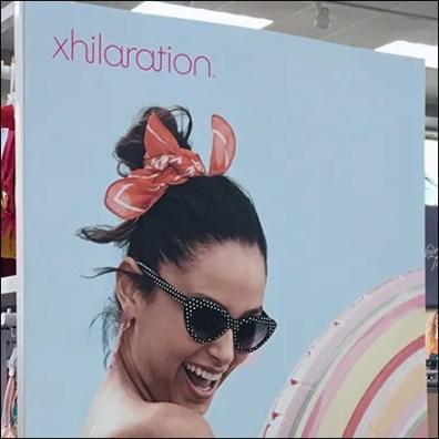 Xhilaration Summer Swimsuit Poster