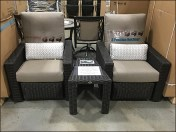CoronaVirus Patio Furniture Notice
