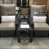 CoronaVirus Patio Furniture Notice