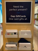Slot Tower Gift Card Trays