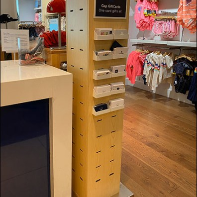 Gap Kids Perfect Gift Card Slot Tower Main