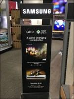 Samsung Hi-Res Gaming Television Display