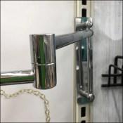 Gondola-Upright Articulated Mirror Amenity