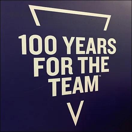 Champion 100-Years Sign