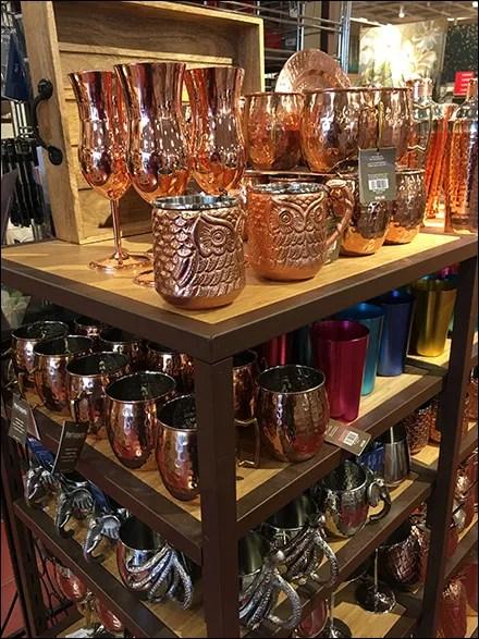Moscow-Mule Metal Mug Merchandising