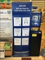 CoronaVirus Keep-You-Safe Bulletin Board