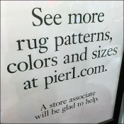 See More Rug Patterns Online In-Store