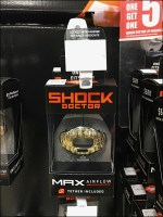 Shock-Doctor Locked-Down Merchandising