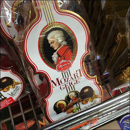 Mozart Violin Shelf-Edge Fencing